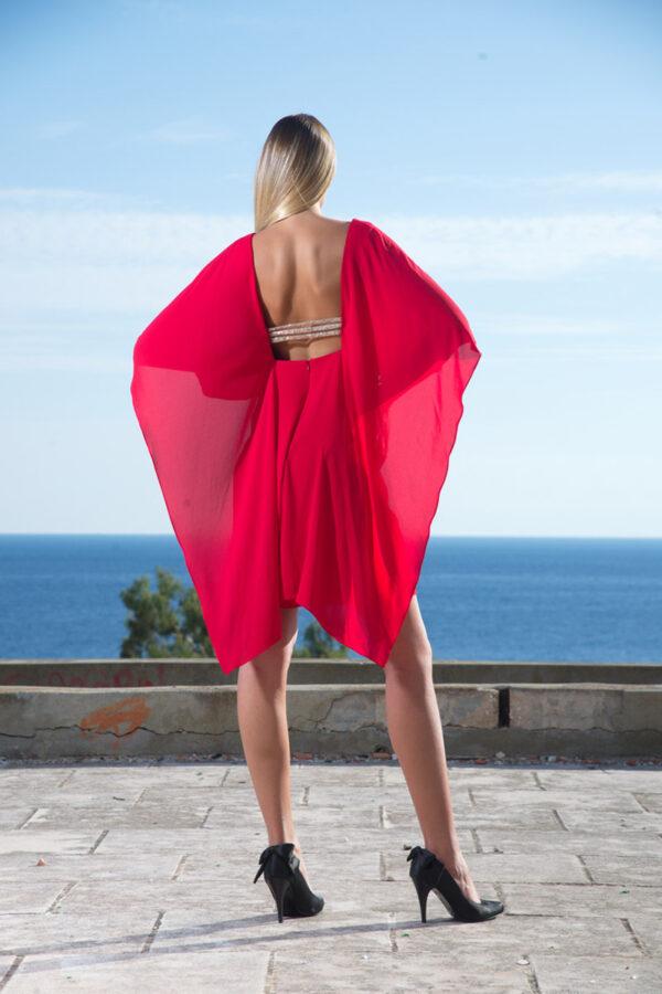 Κοντό pencil dress