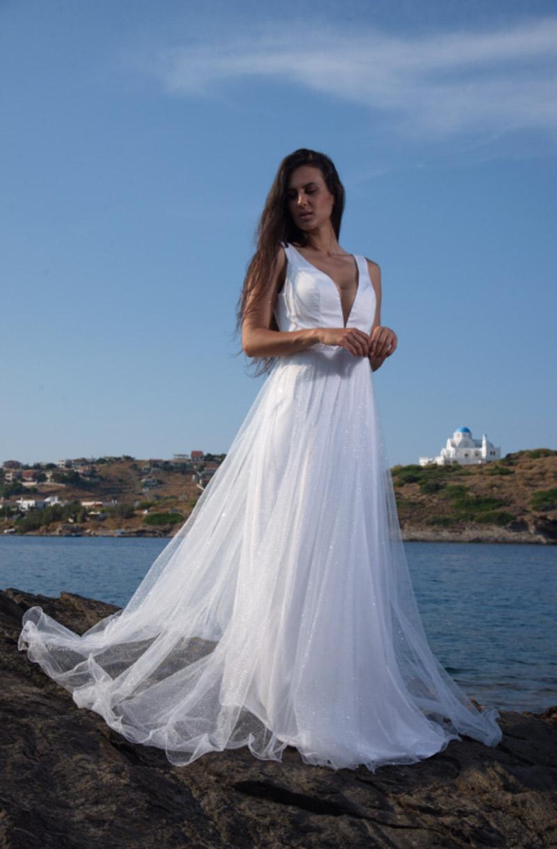 νυφικο φόρεμα