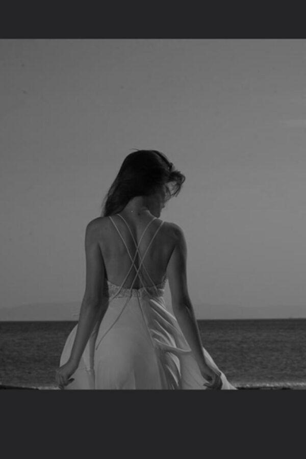 Φόρεμα μουσελίνα