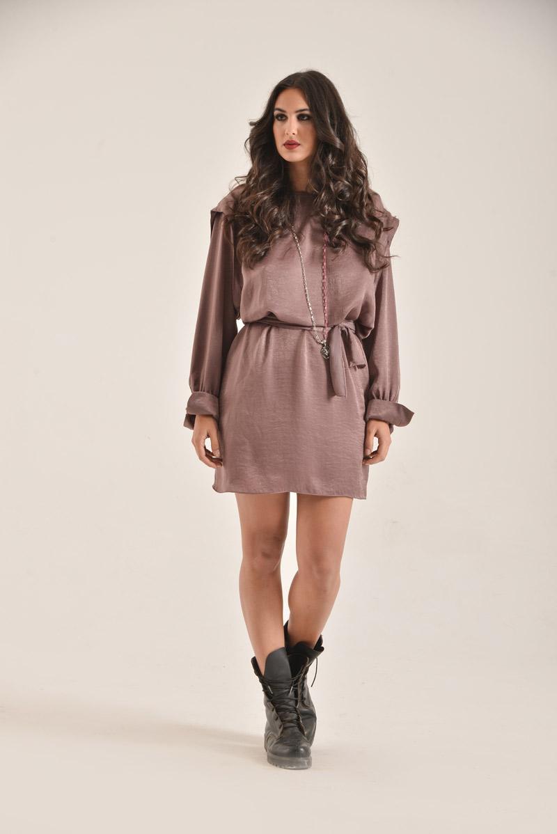 φόρεμα ριχτό