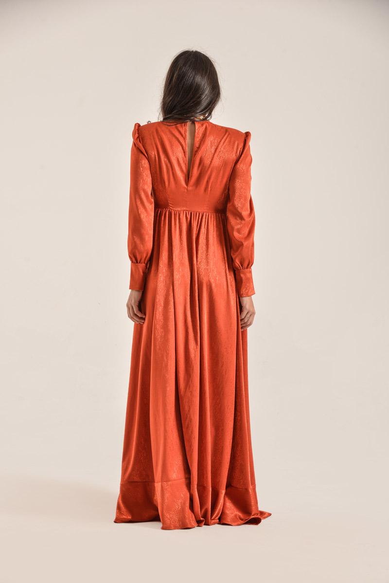 φόρεμα ζακάρ