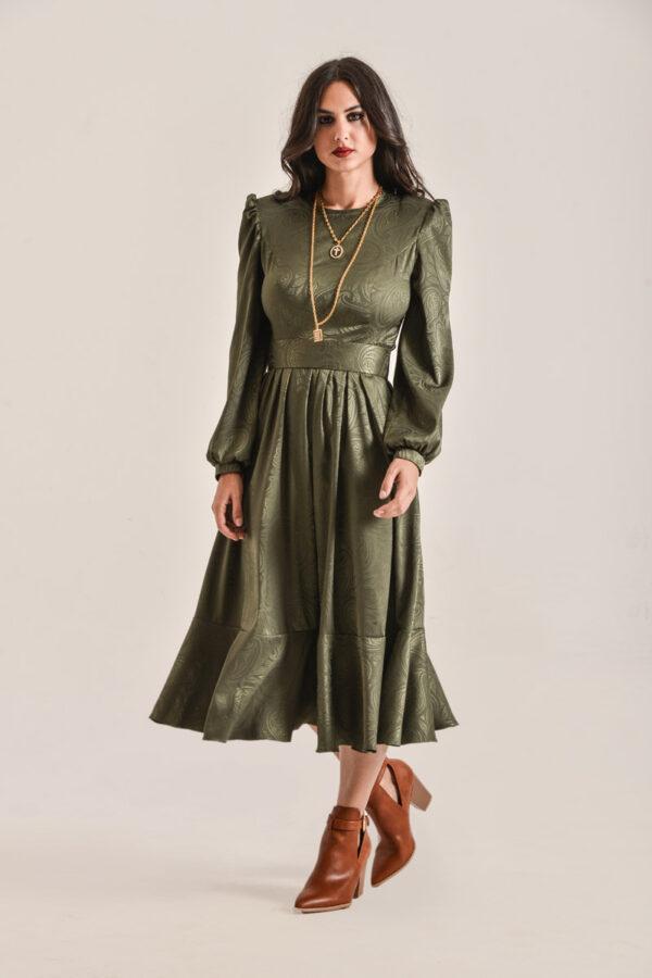 φόρεμα λαχούρι