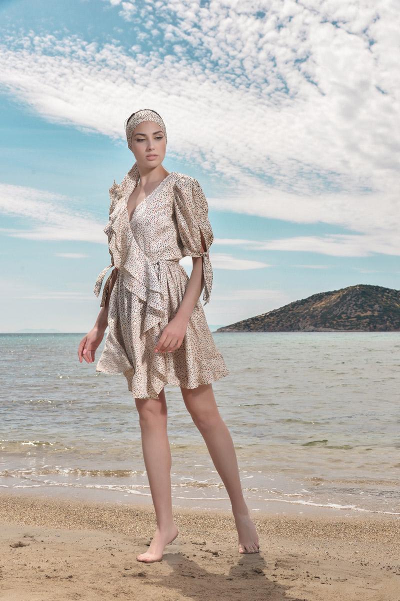 Φόρεμα κρουαζέ