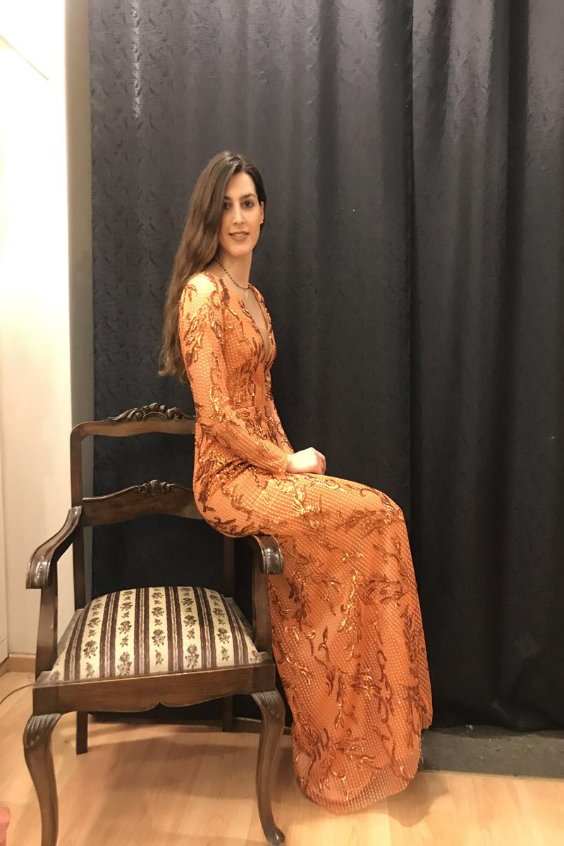 φόρεμα γοργονέ