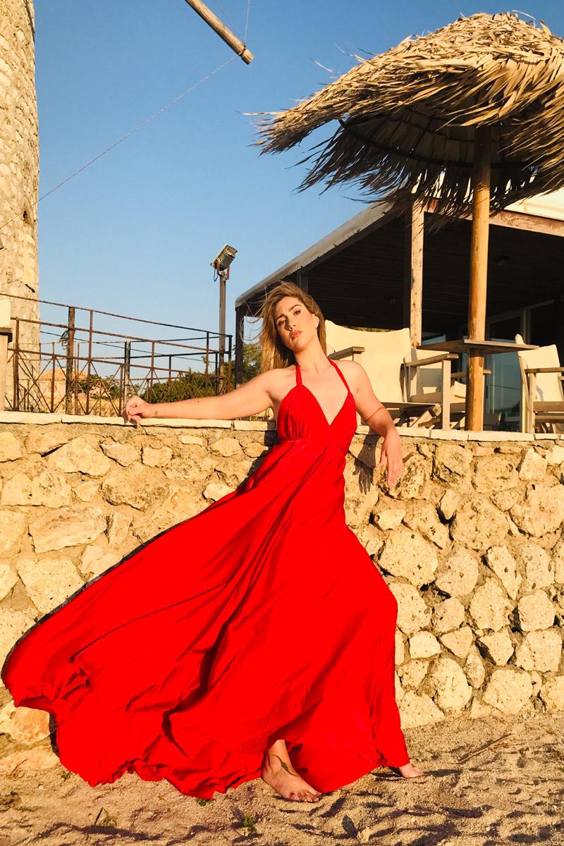 Φόρεμα κοκτέιλ